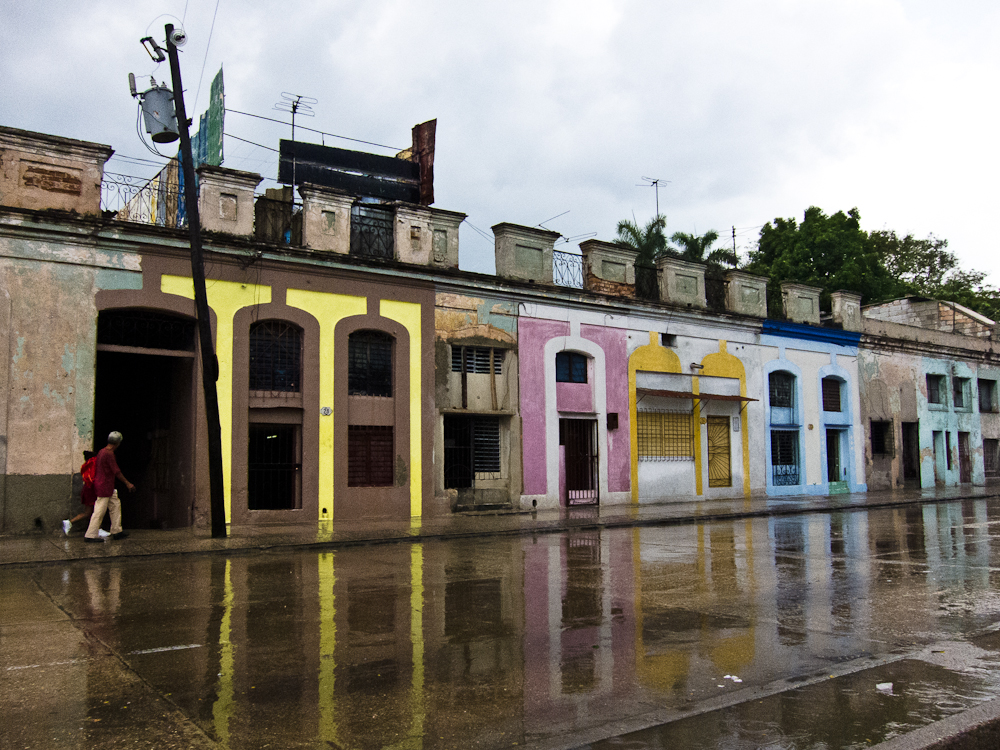 After the Rain, Habana, Cuba