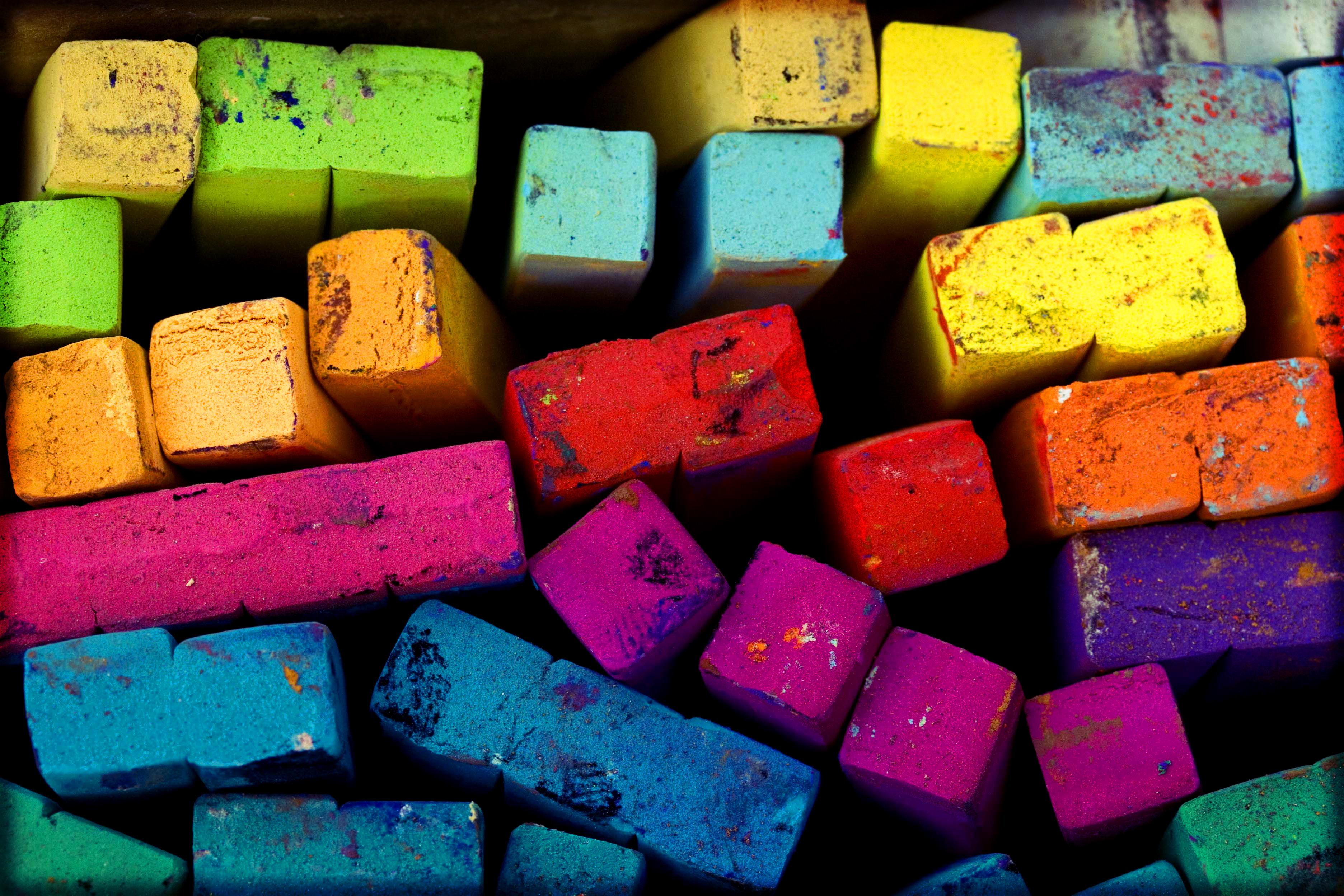 Houston Via Colori Festival Chalk