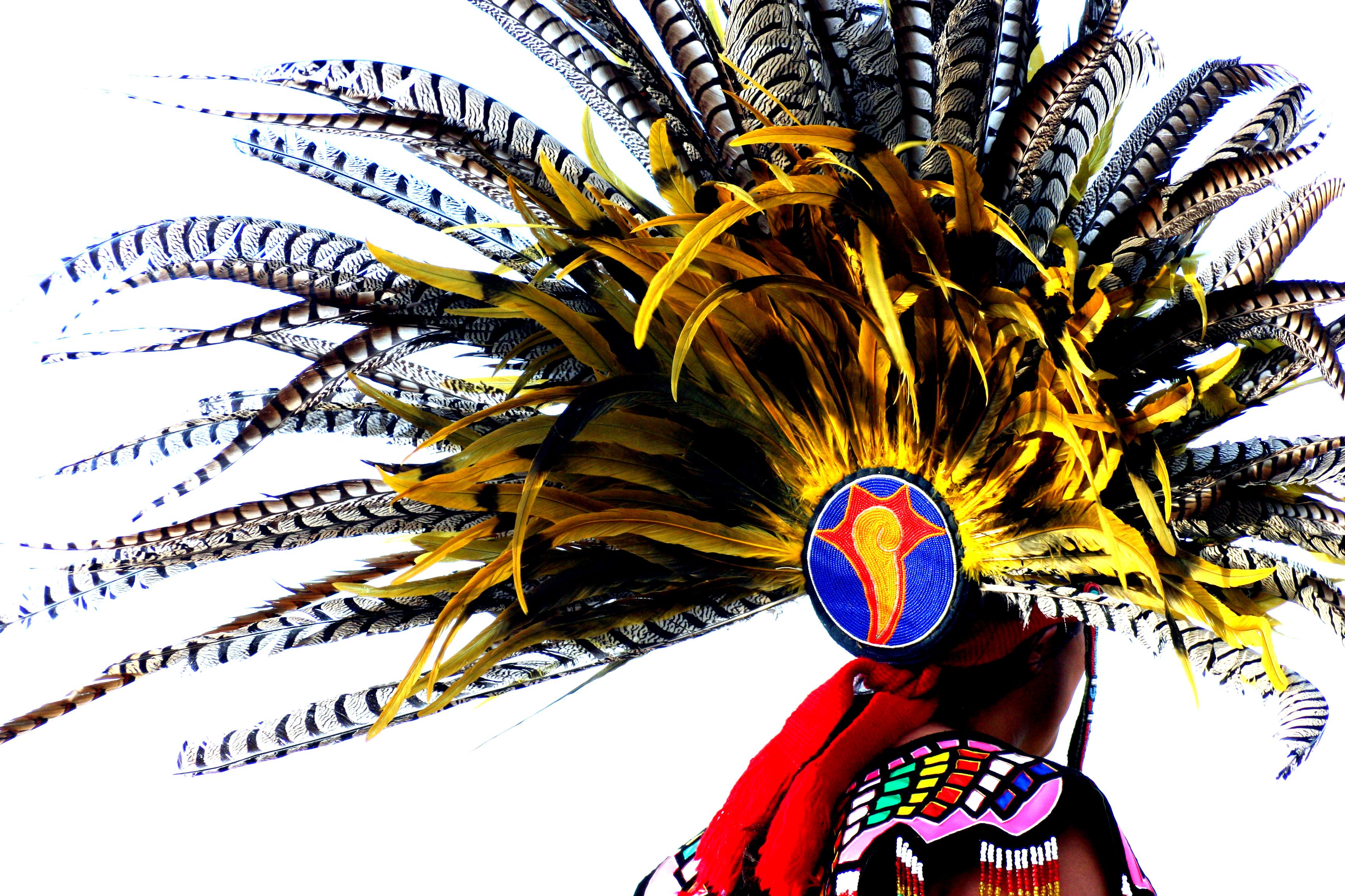 Native American Dancer, State Fair of Texas
